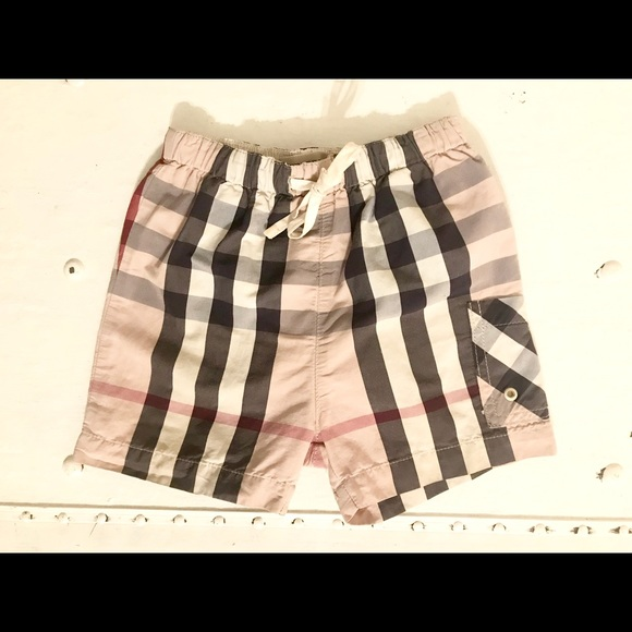 bc1d8204ba94c Baby boy BURBERRY swim trunks-AUTHENTIC. M_5bfaebbcc89e1d5d82bcecd4